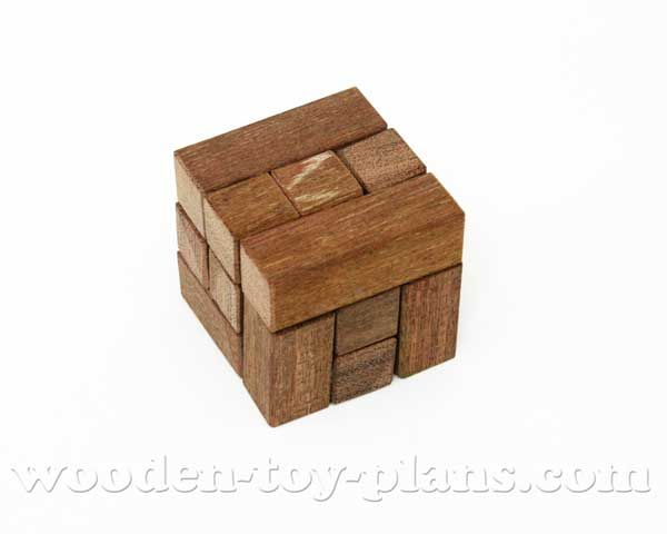 Make Wooden Puzzles Free Plans To Download Make Soma Cube Shapes