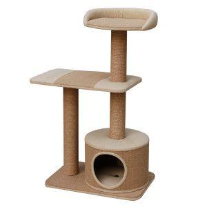 Pet Pals Condo Cat Tree | Furniture & Towers | PetSmart
