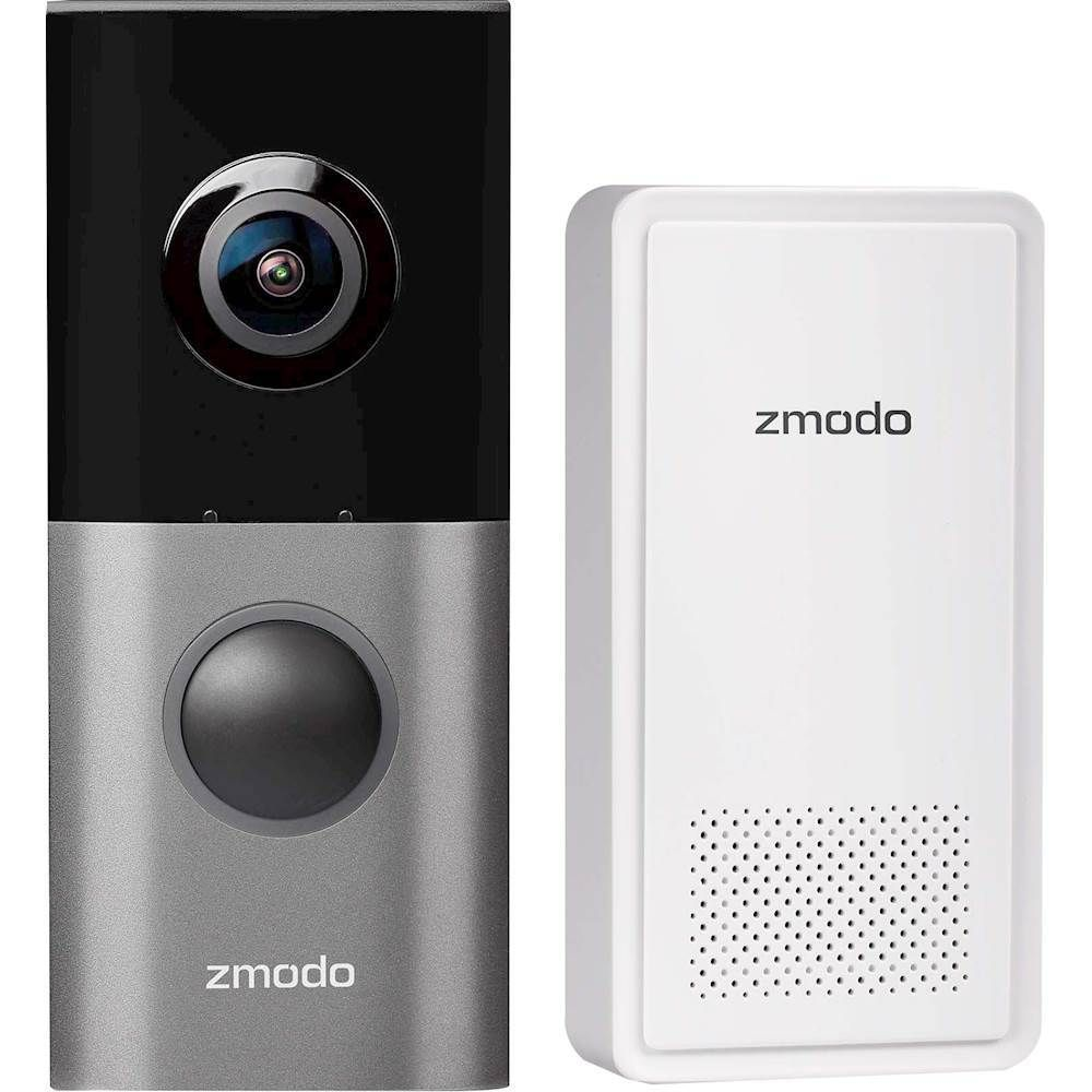 Zmodo Greet Pro WiFi Video Doorbell with Beam WiFi