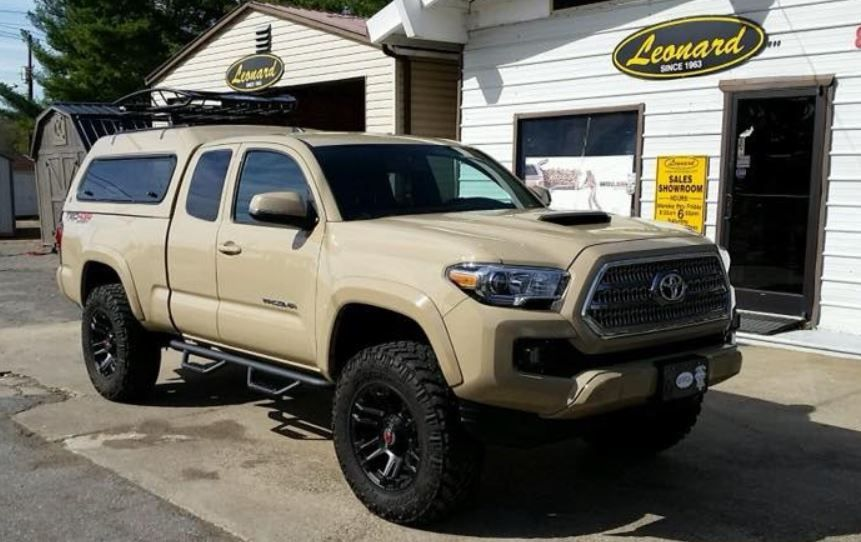 Your local Leonard Truck Accessory Center stocks many truck, car and ...