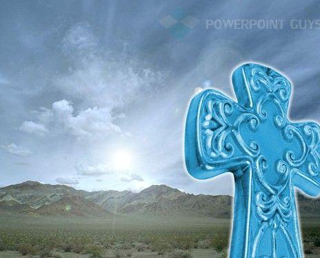 Worship Powerpoint Template Christian Powerpoint Template