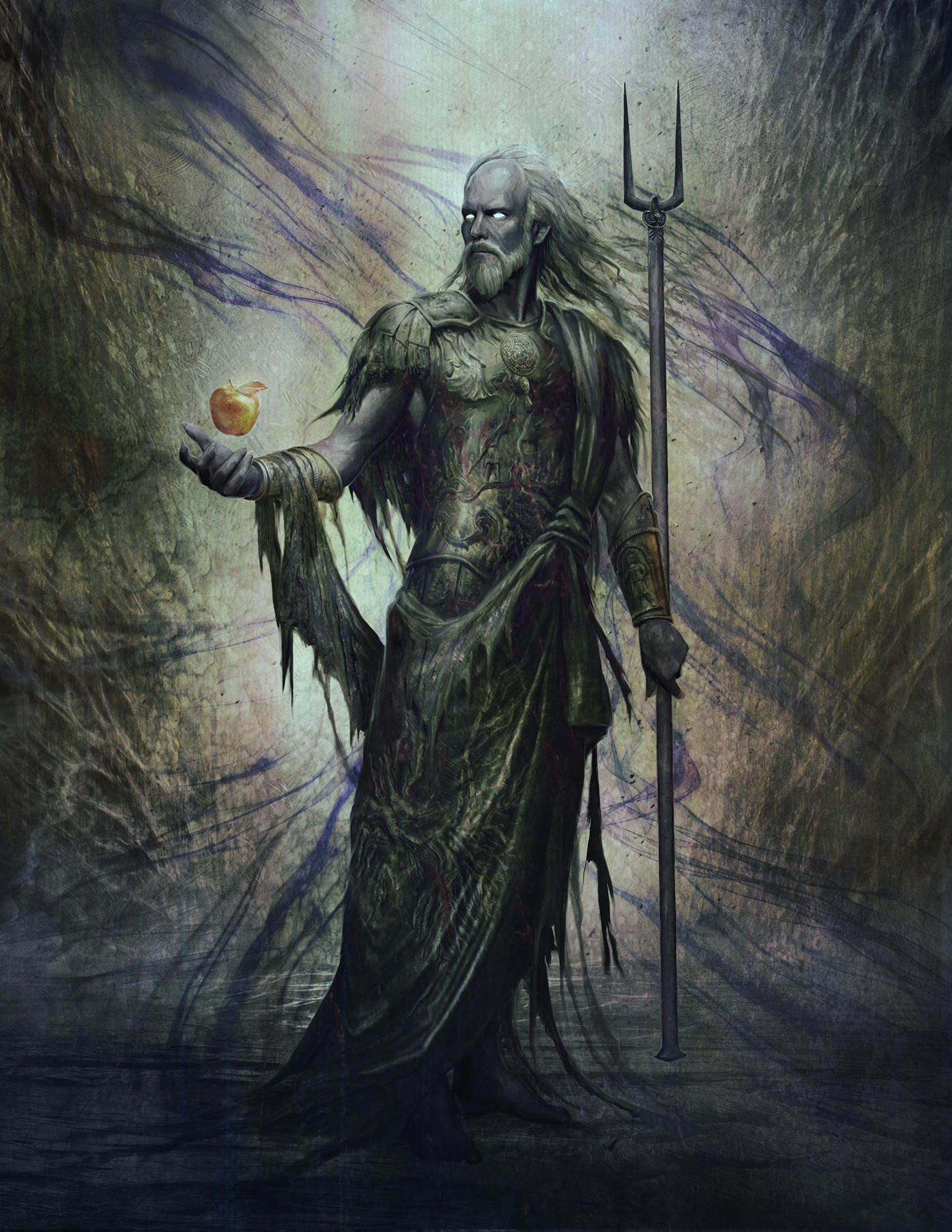 Hades by JasonEngle | fantasy art | Greek mythology ...