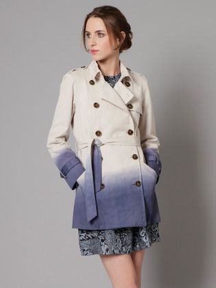 Dip-dye trench by Gryphon