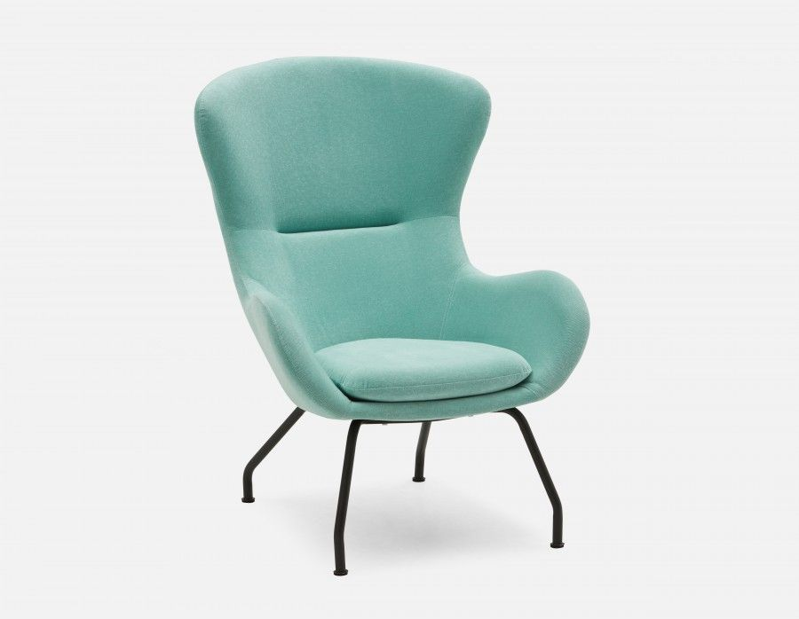 BENNY   Armchair   Light Blue