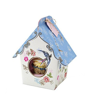 Another great find on #zulily! Love in the Afternoon Small Cupcake Box - Set of Four by Meri Meri #zulilyfinds
