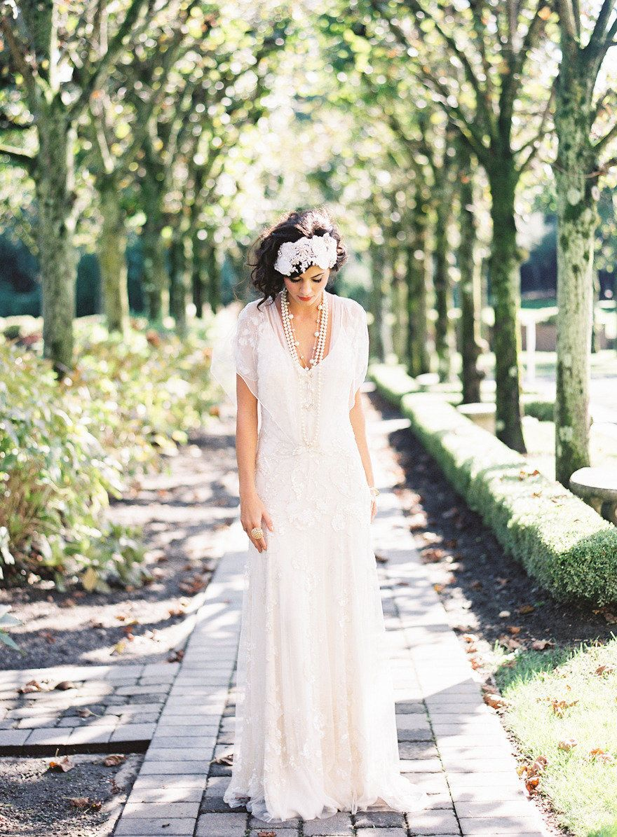 Great gatsby inspired bridesmaid dresses  Party Theme Great Gatsby  Gatsby Floral designs and Gatsby party