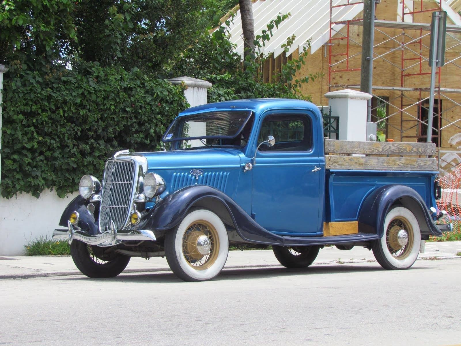 Pin by Herb Jure on Old trucks | Pinterest