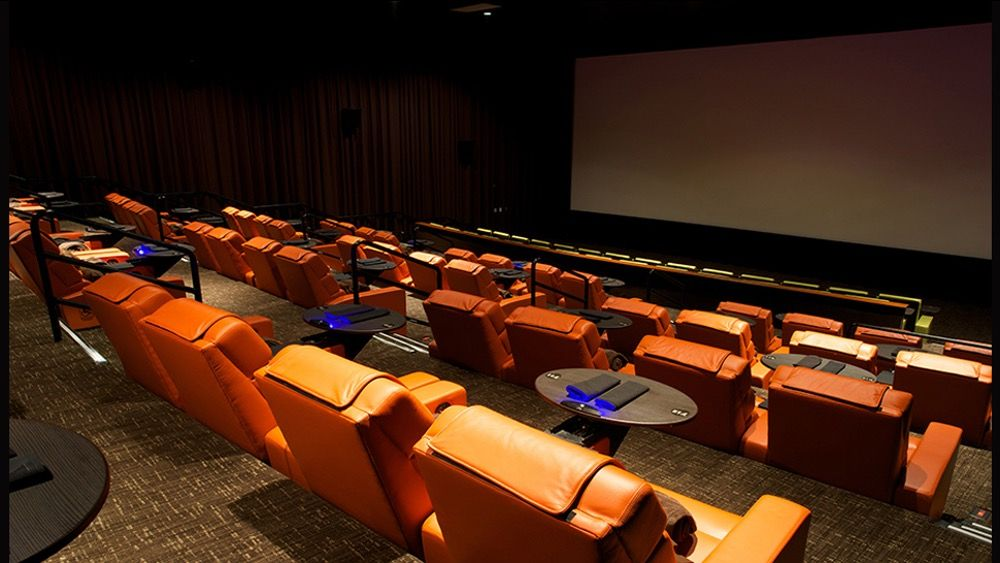 ipic theaters in westwood features intimate luxury movie theaters a stylish barlounge and full restaurant in cinema events offer two levels of seating