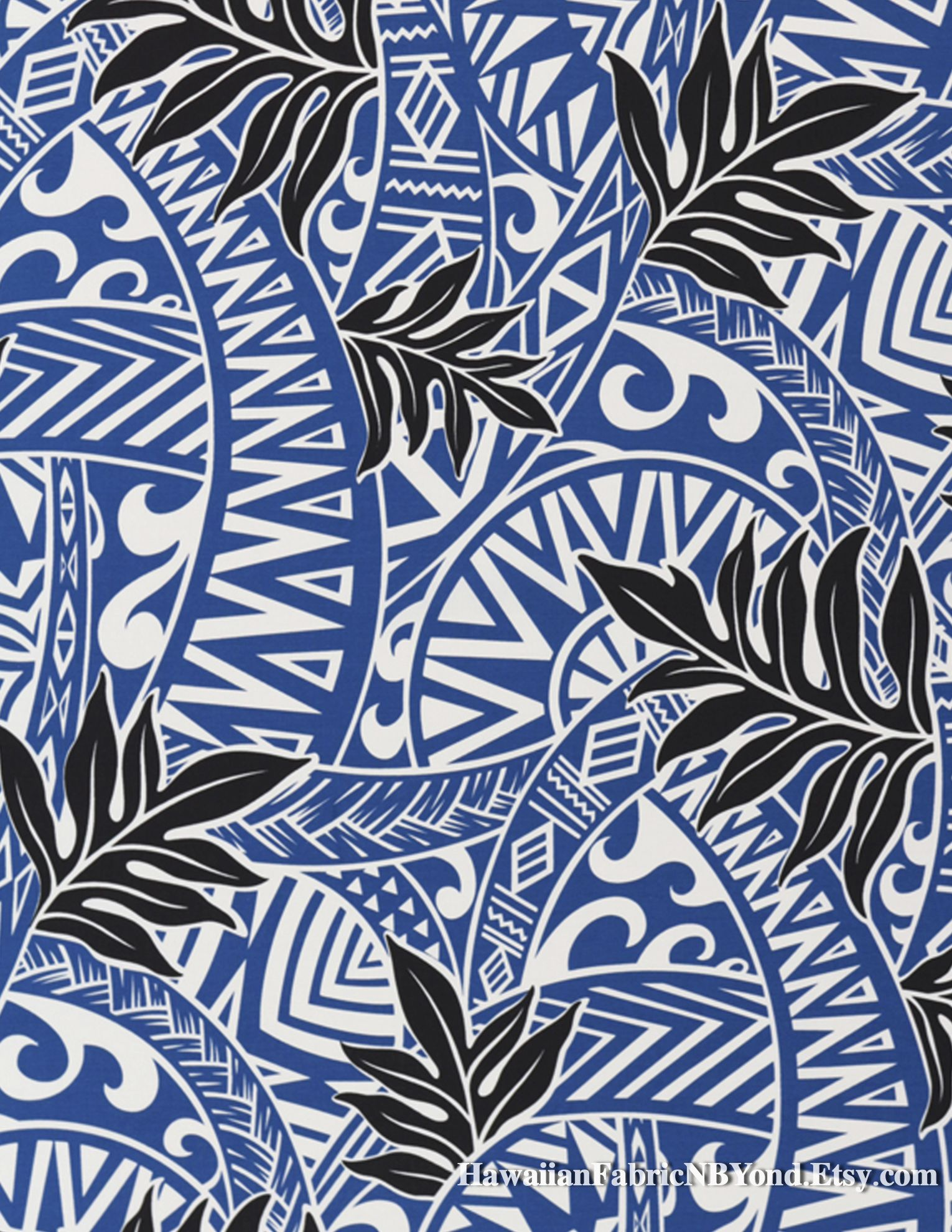 Tribal fabric: Tapa patterns and tropical ferns. By ... - photo#7