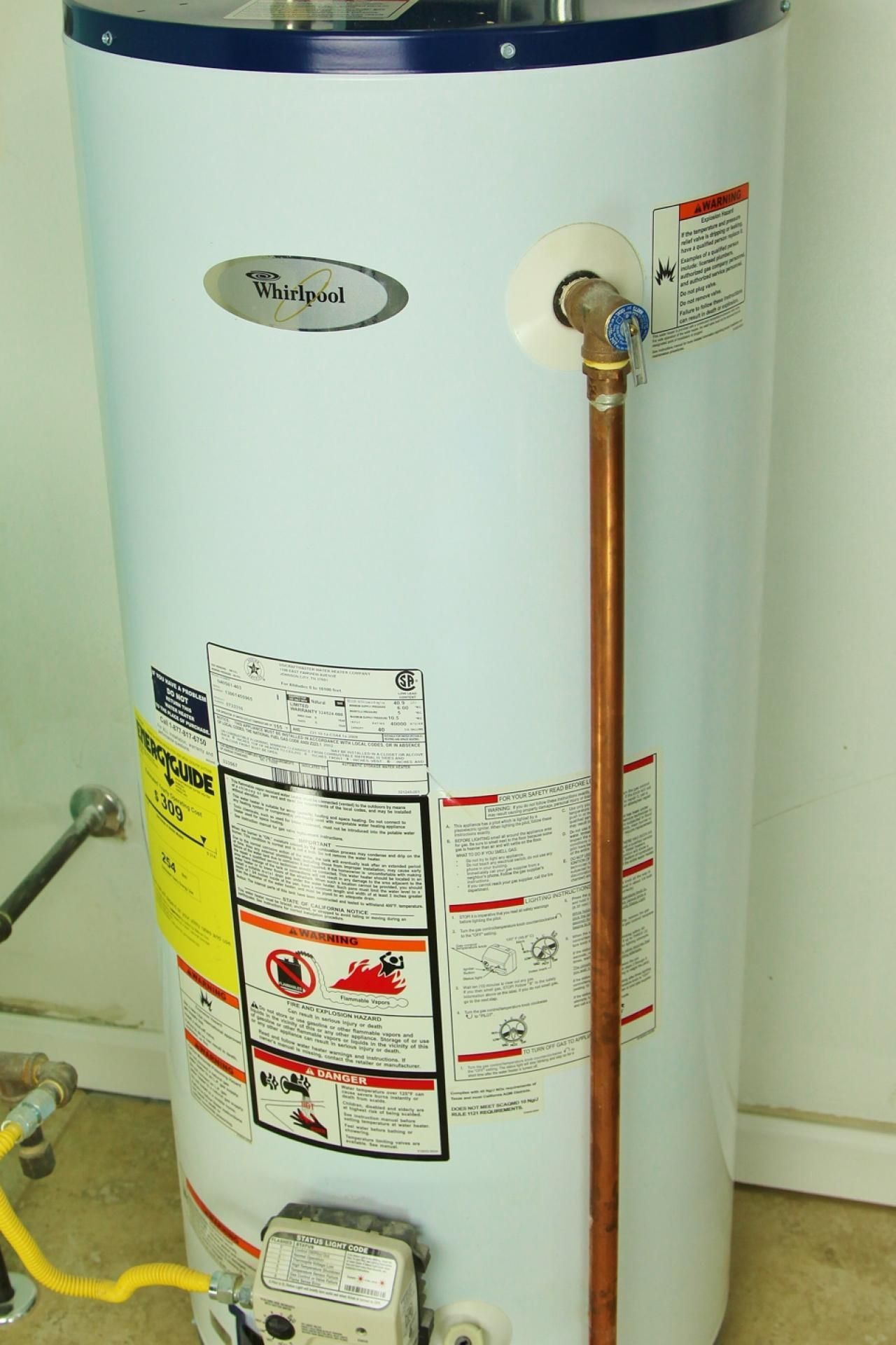 DIY Network has instructions on how to drain your hot-water heater to keep it well-maintained and working properly.