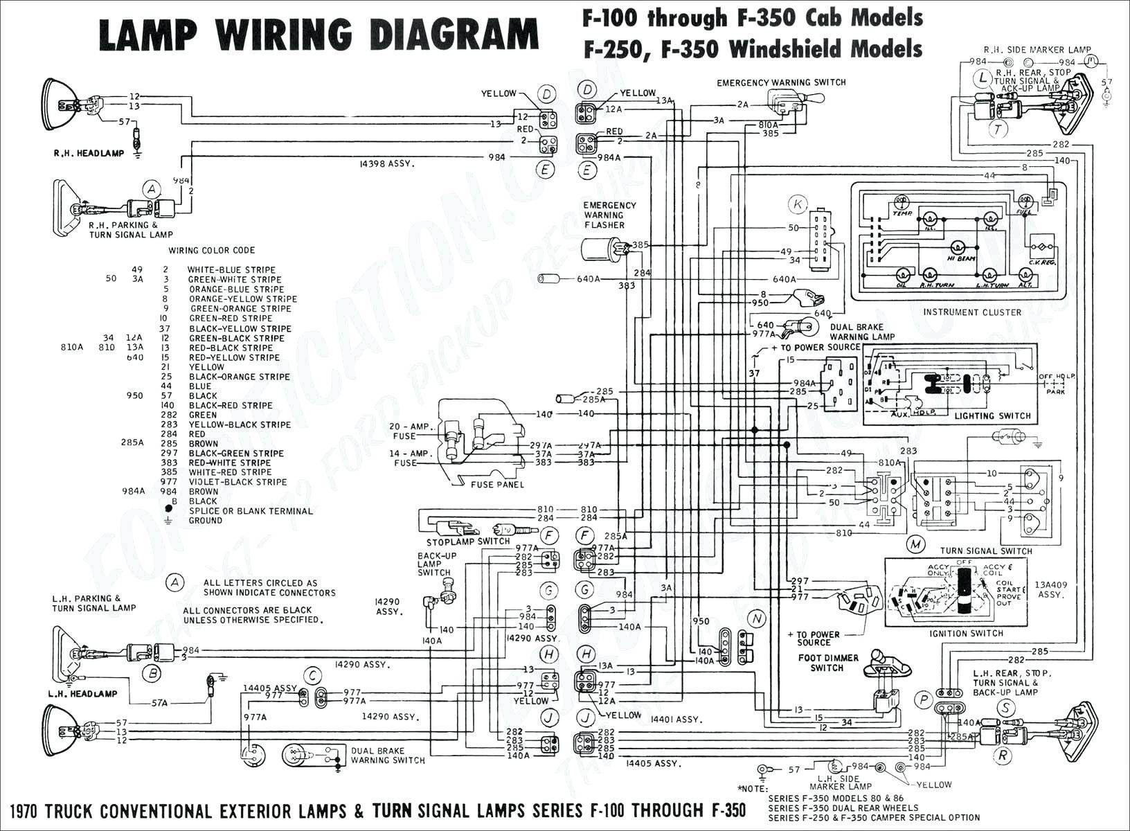 1985 Dodge W150 Wiring Diagram