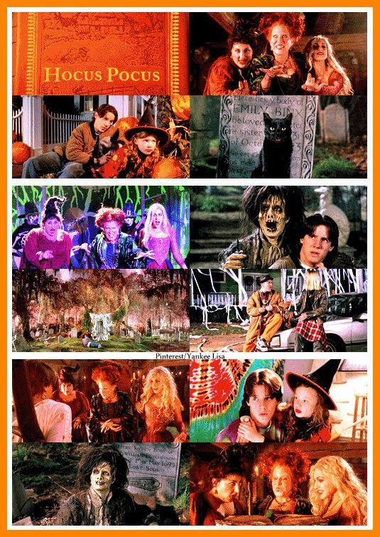 Witch Movies .. Hocus Pocus Halloween movies, Best