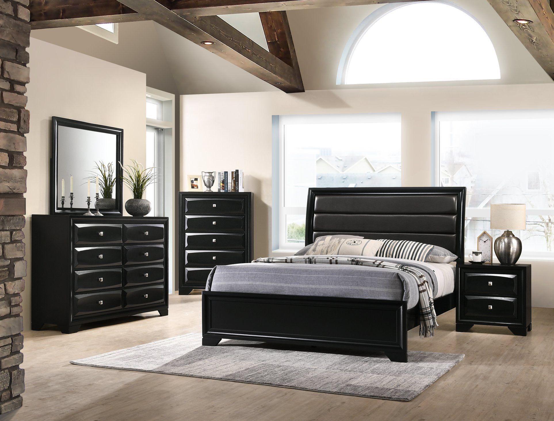 Pin by B on Homeeee Bedroom set, Fine bedroom furniture