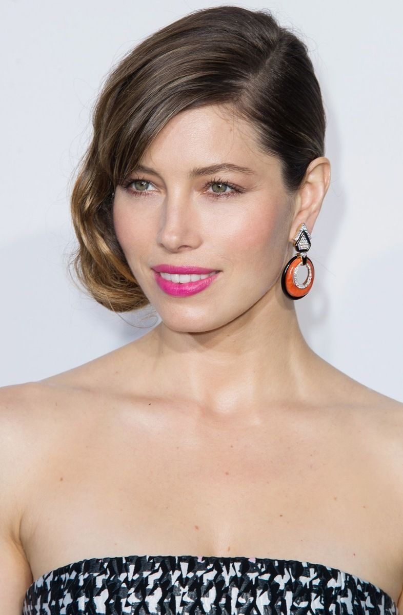 Get The Look: Jessica Biel's Summer NightMakeup
