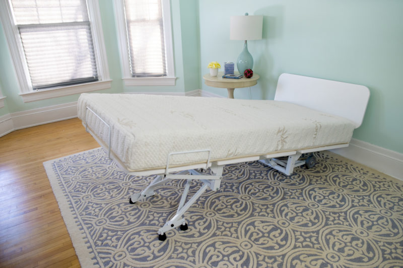 New Valiant Electric, Adjustable Hospital Bed Transfer
