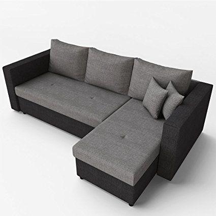 Ecksofa mit Schlaffunktion Sofa Couch Schlafsofa Polsterecke - sofa für küche