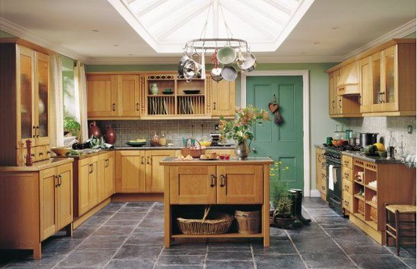 European country kitchen | Fully installed country style kitchens by ...