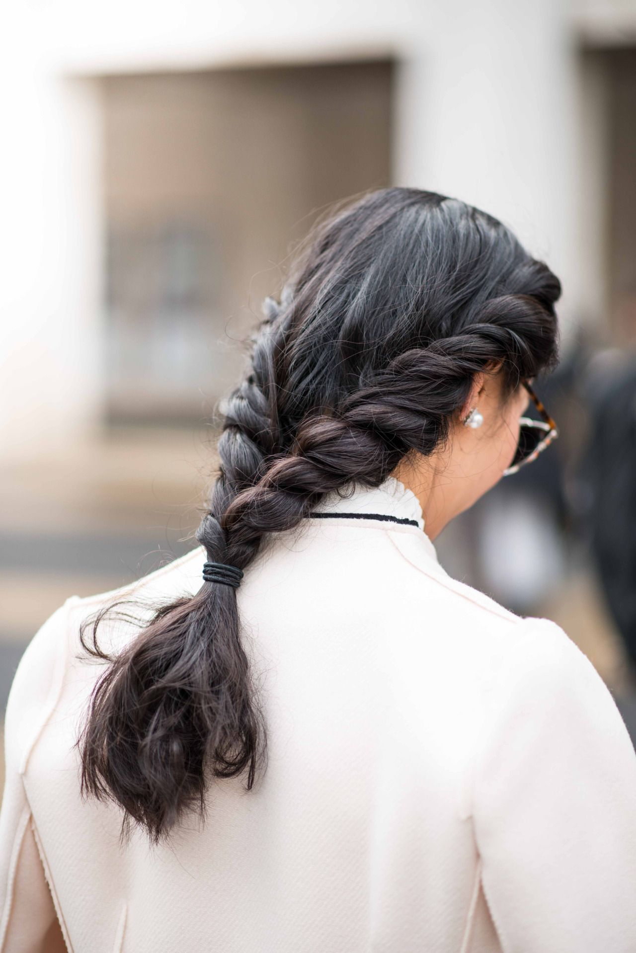 Hair?hot Braided trend this summer pictures video