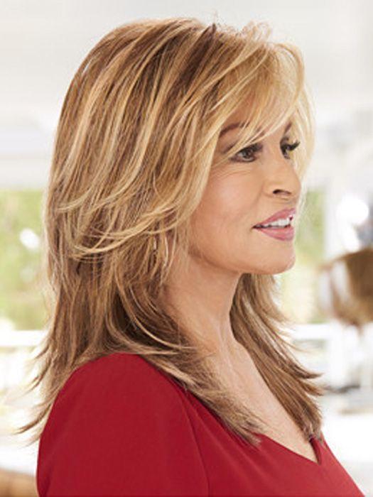 Statement Piece By Raquel Welch Lace Front Wig Mit Bildern Frisuren Schone Frauen Haare