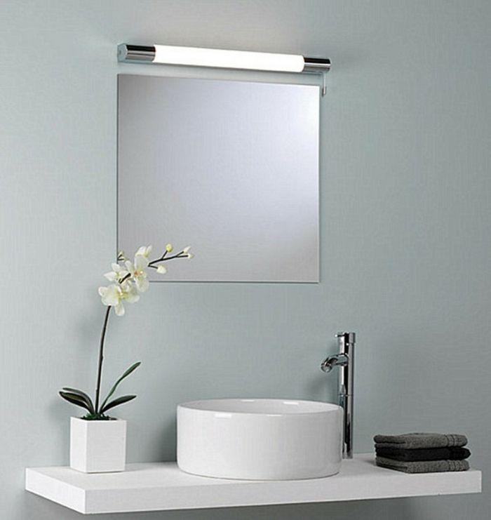 Badezimmer Spiegel Beleuchtung- die praktisch- sinnvolle - spiegel badezimmer mit beleuchtung
