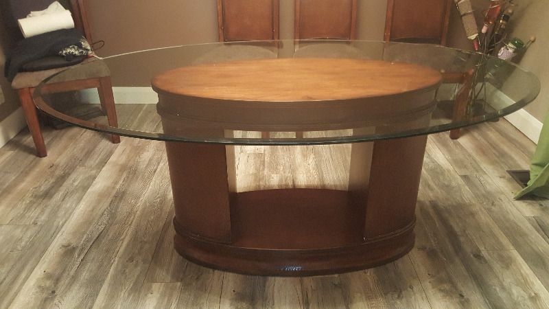 Ashley Dining Room Table Tables Sets Kitchener Waterloo Kijiji