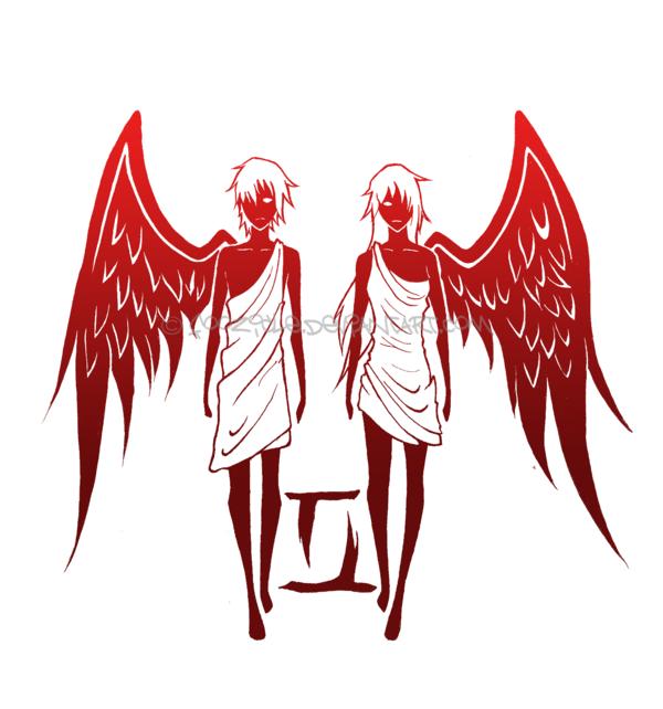 демонические картинки близнецов подагры характерны боли