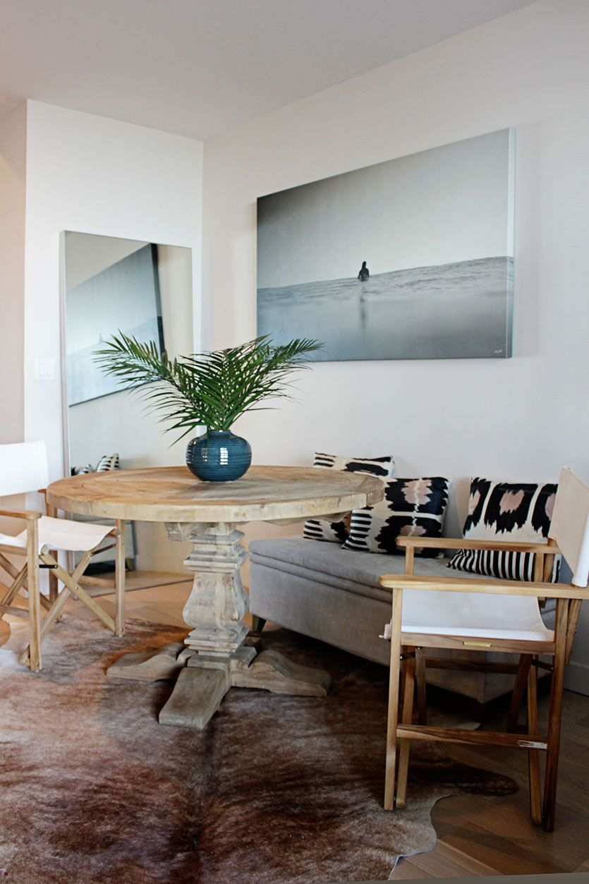 Using Outdoor Furniture Indoors