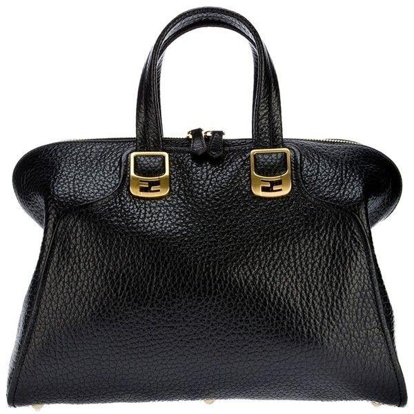 FENDI 'Chameleon' duffle bag ($2,064) ❤ liked on Polyvore