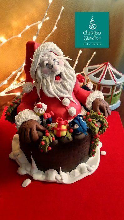 """Trapped Santa"""