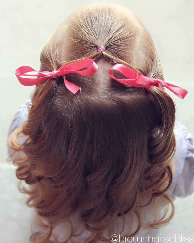 Hairstyles For Toddlers Entrancing Pinana Rosa Williams On Cabello  Pinterest  Girl Hair Hair