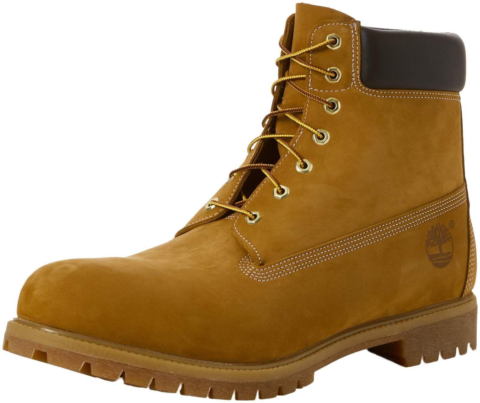 Timberland Black Big Kids Boots Size 4 Youth Premium Waterproof Nubuck Suede