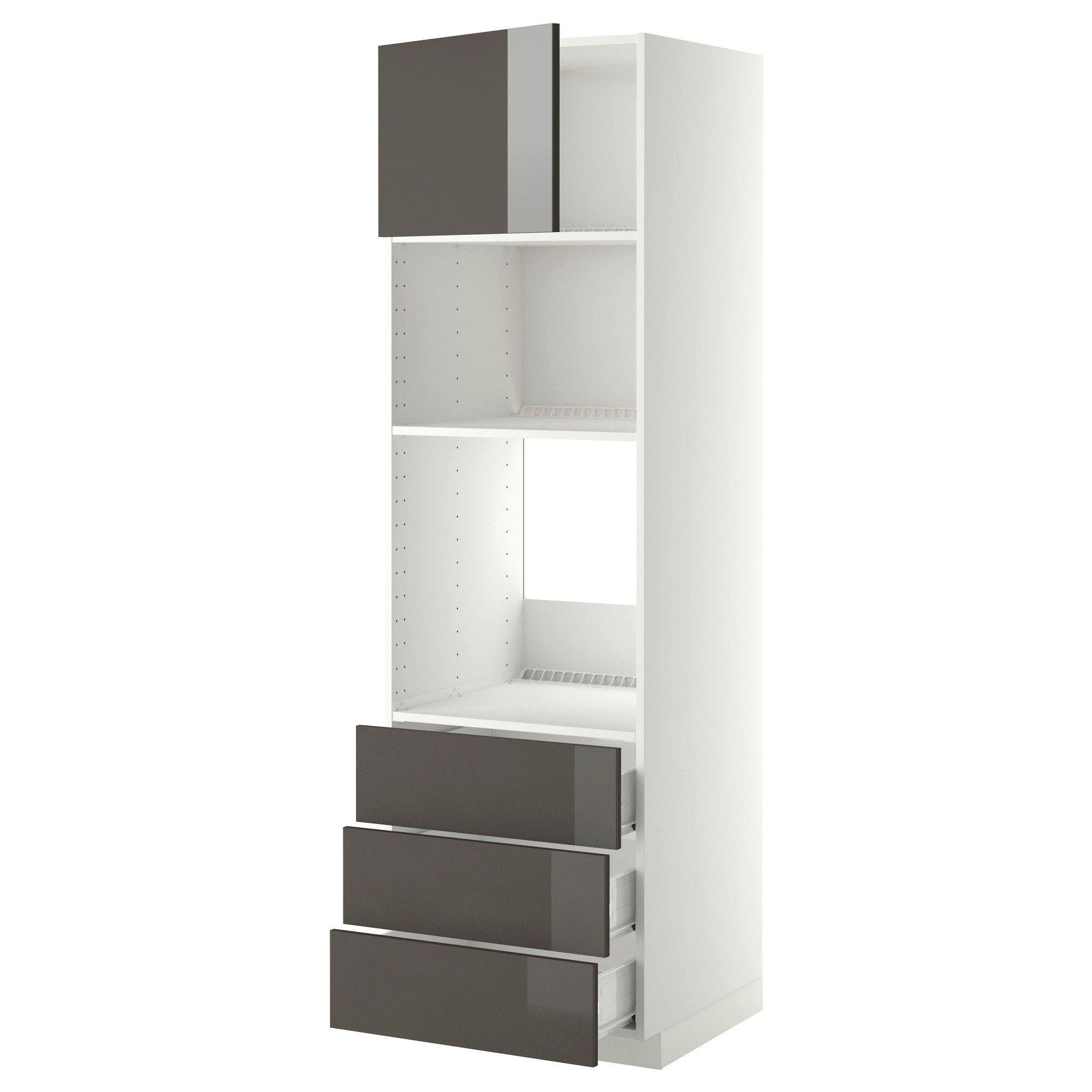 Meuble Cuisine Four Encastrable Trick Tall Cabinet Storage Cabinet Kitchen Cabinets