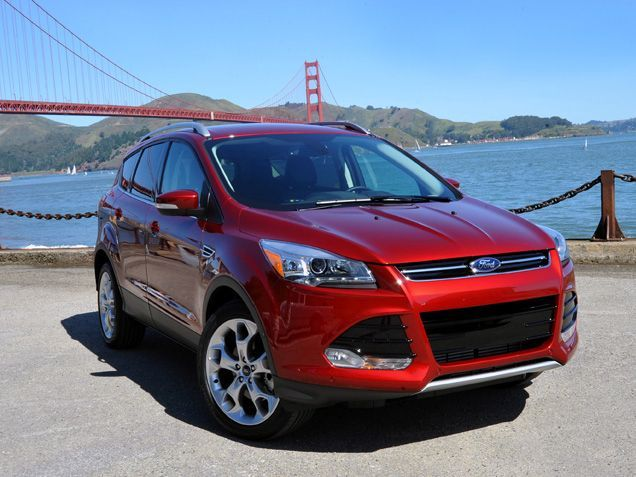 The 2013 Ford Escape It S A Big Deal Our Staff Was Able To