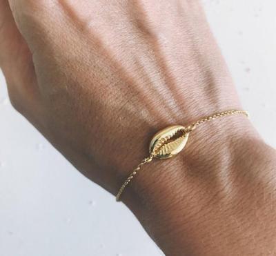 Multilayer Boho Seashells Bracelets Women Natural Shells Bohemian Jewelry Double Simple Bracelet for Woman Girls Gift