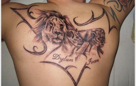 Kids Name Tattoos Ideas Nail Art Tattoo Lion Tattoo Design Name Tattoo Designs Tribal Lion Tattoo