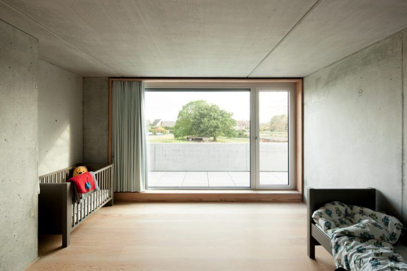i.s.m.architecten - TDH: children's room