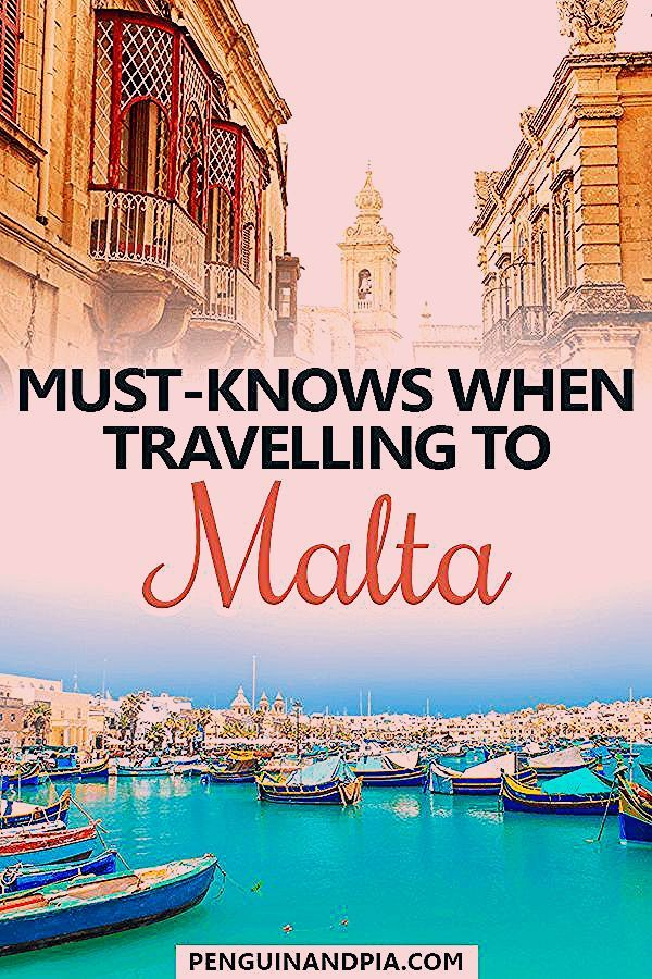 Photo of 10 Must-Knows When Travelling to Malta For the First Time