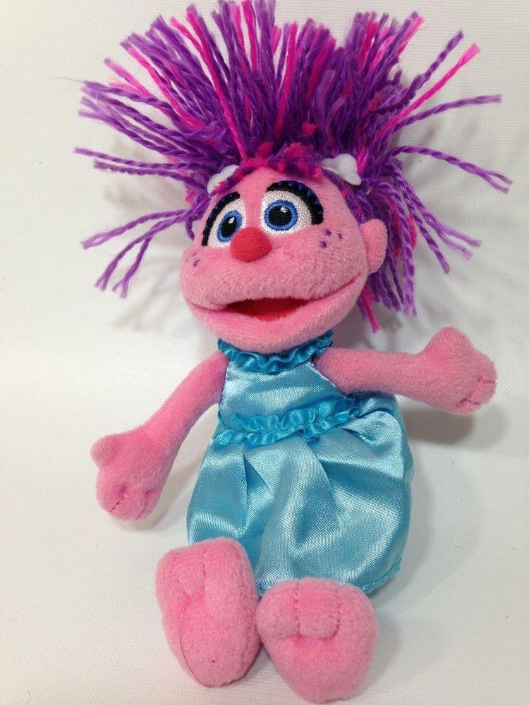 Toys Hobbies Abby Cadabby Plush Gund Sesame Street Fairy