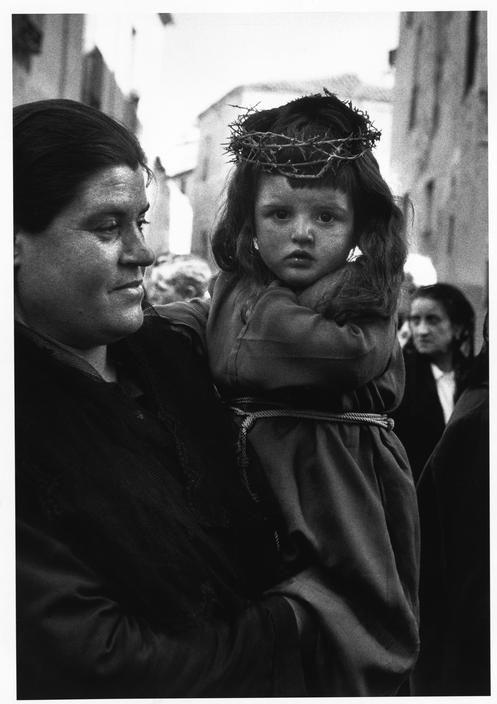 Intrinseco y expectorante: La España de posguerra bajo la lente de Inge Morath