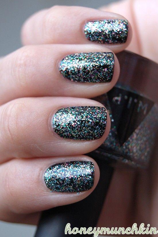 Nail Polish With Glitter Underwear 360f77bda
