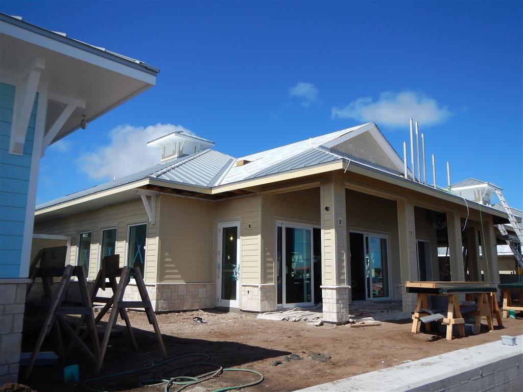 New smyrna marina florida new construction of cottage