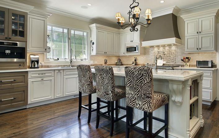 cuisines de style champ tre et classique cuisine. Black Bedroom Furniture Sets. Home Design Ideas