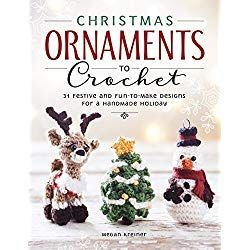 DIY Ornaments that Look Expensive But Aren't! | Crochet christmas trees, Christmas crochet ...
