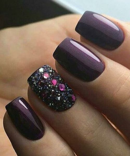 30 Breathtaking Wedding Nail Art Designs You Might Wish To Have