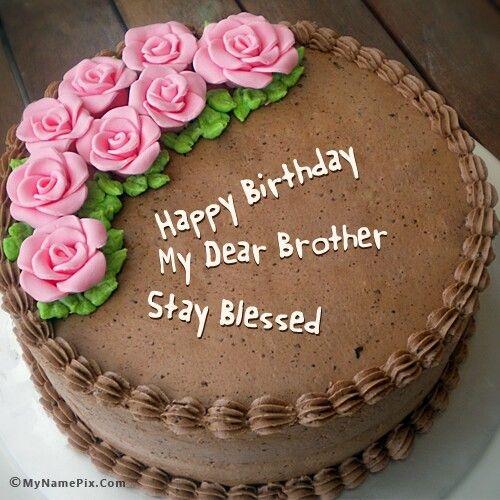 Happy birthday cake | pawan | Birthday cake roses, Birthday