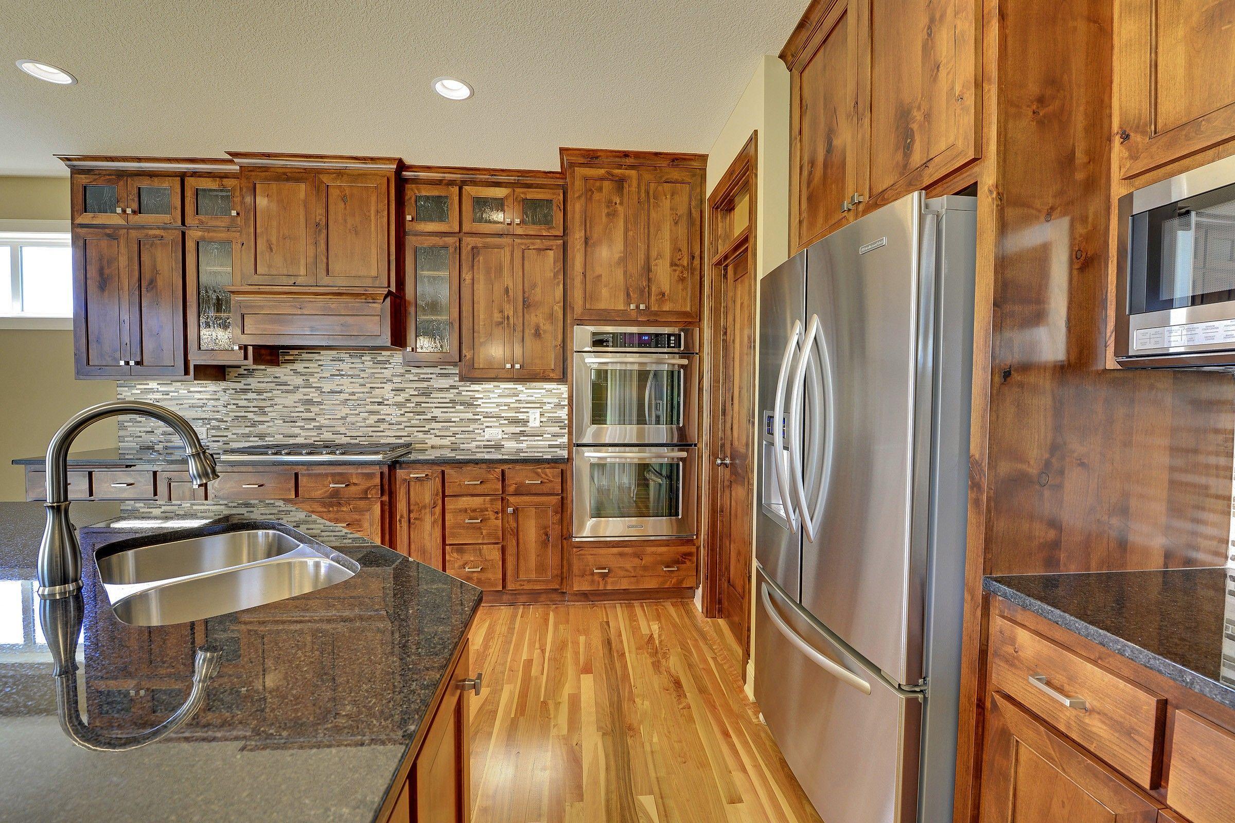 Red Birch Cabinets Kitchen 162052012smii Knotty Alder Java Cabinets Red Birch Flooring