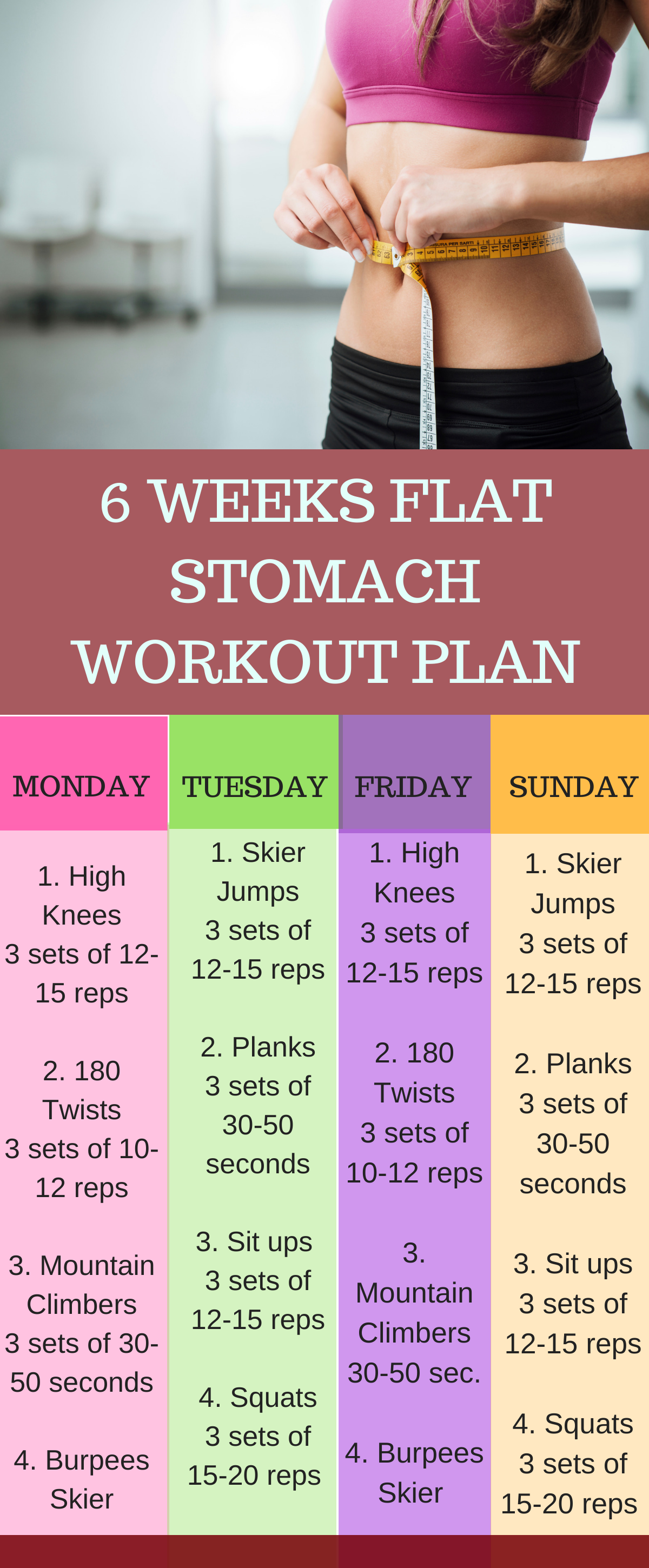 Pin On Workout Routines
