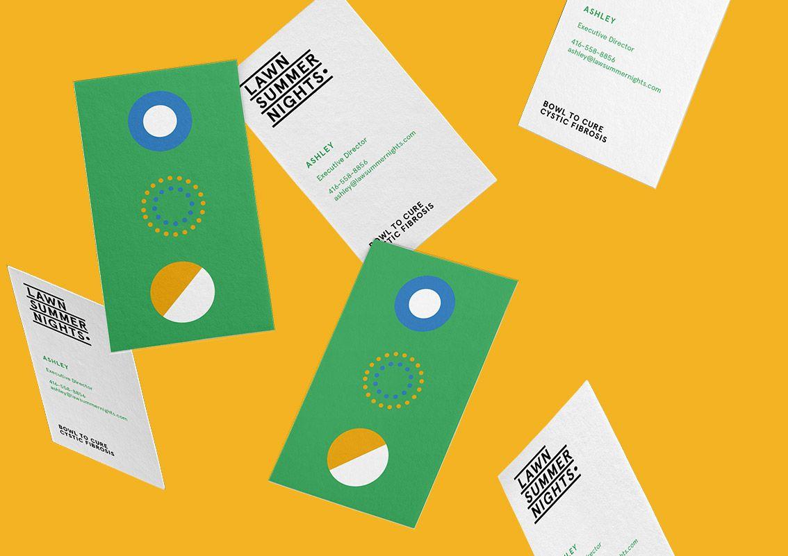 Lawn Summer Nights Loop Design For Social Good Summer Nights Branding Design Design