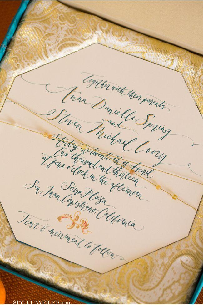 Moroccan Wedding Inspiration Carte D Invitation Carte Invitation