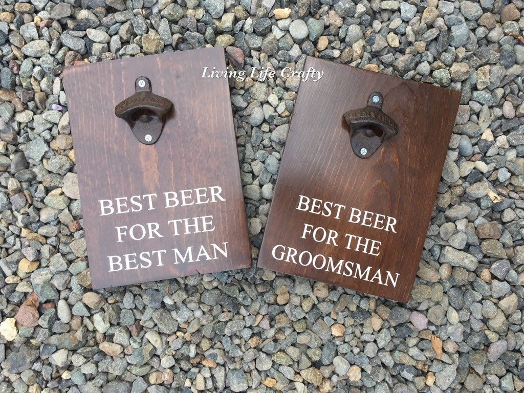Best Man Gift Groomsmen Gift Ideas Bridal Party Groom